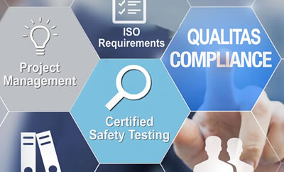 Certified Safety Testing Management of Medical Devices for FDA and ISO Approval